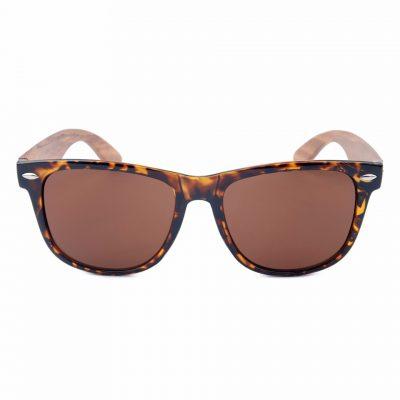 lunettes de soleil bois moom